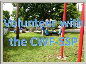 Volunteer with CWF-SSP